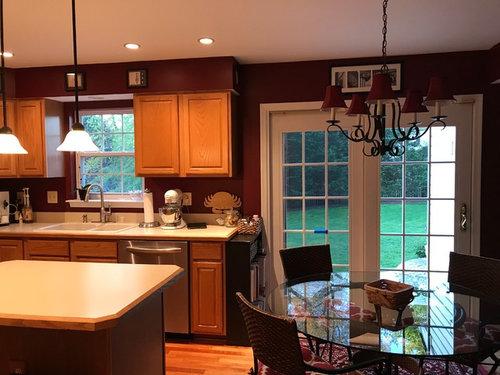 Removing Kitchen Window Dilemmna
