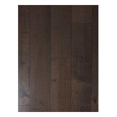 "5/8""x6.5"", Prefinished Engineered Wood Maple Flooring, Como"