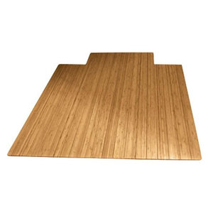 """Anji Mountain AMB24003, 36""""x48"""" Bamboo Roll-Up, 0.25"""" Thick With 9.25"""""""