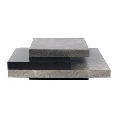 Slate Coffee Table, Concrete