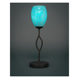 Toltec Company 140-DG-5055 Mini Table Lamp