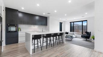 2 storey custom design home by Virtue Homes Gippsland