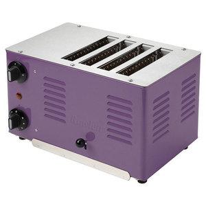 Regent Toaster, Plum