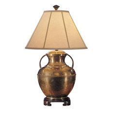 Vase Lamp WILDWOOD LAMPS 1-Light Oxidized