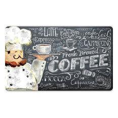 "Coffee Chef Mat, 18""x30"""