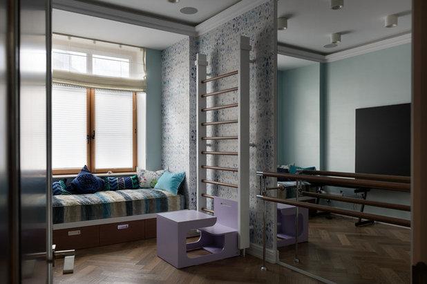 by Дизайн студия «Юдин и Новиков»