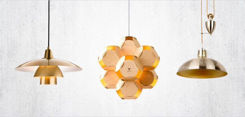 Striking pendant lights aloadofball Gallery