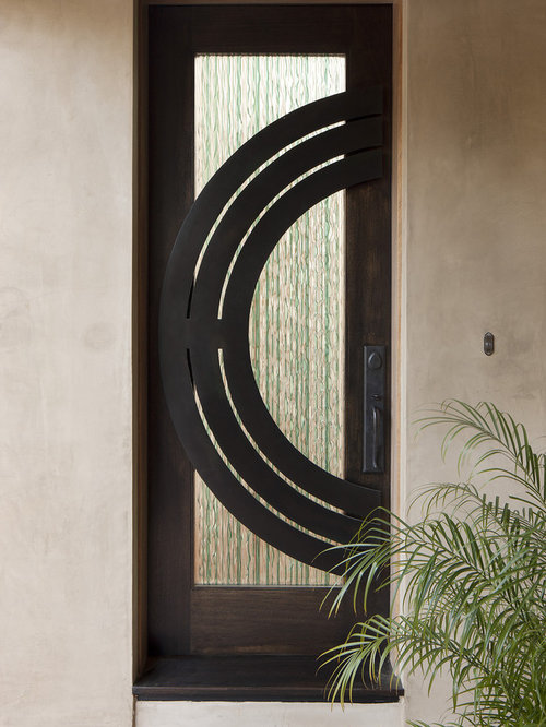 Inspiration for a contemporary home design remodel in Santa Barbara & Aaw Doors | Houzz Pezcame.Com