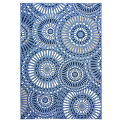 Contemporary Outdoor Rugs by CENTRAL ORIENTAL FLOOR COVERING