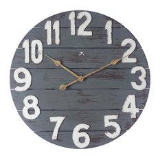 Infinity Instruments Ltd Tree House Wall Clock 23 75 Clocks