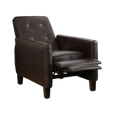 Contemporary Recliner Chairs Houzz