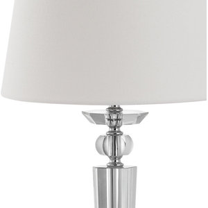 Safavieh Hayward Table Lamps, Crystal, Set of 2