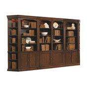 Hooker Furniture Cherry Creek Wall Bookcase