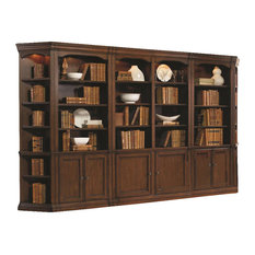 Hooker Furniture - Hooker Furniture Cherry Creek Wall Bookcase - Bookcases