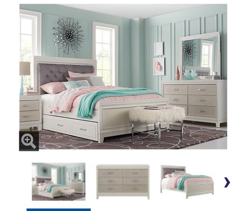 """Help rearrange small room """"Daybed to Twin bedroom set"""