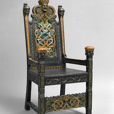 chaises et fauteuils exotiques. Black Bedroom Furniture Sets. Home Design Ideas