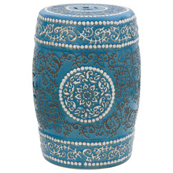 Traditional Accent And Garden Stools by Homesquare