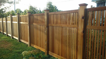 Wood Screen/Fence