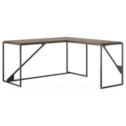 Industrial Desks And Hutches by Bush Industries