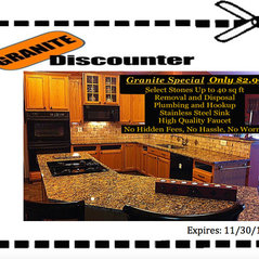 Granite Discounter Inc