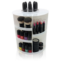 Roxanne Rotating Acrylic Cosmetic Makeup Organizer