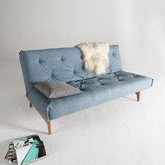 skandinavische schlafsofas bettsofa und schlafsofa designs. Black Bedroom Furniture Sets. Home Design Ideas