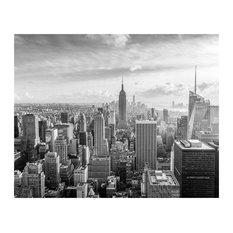 Manhattan Photograph Wall Art, Peel and Stick