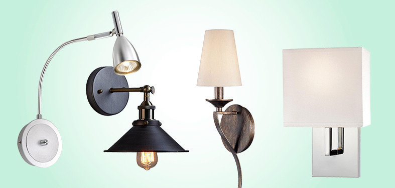 The houzz shop has a wide range of wall lights in styles like traditional industrial and contemporary so you can find exactly what youre looking for