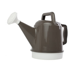 Deluxe Watering Can 2.5 Gallon, Peppercorn
