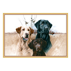 Great Hunting Dogs Rug