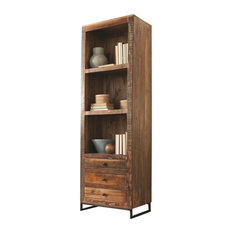Coaster Home Furnishings - Coaster Transitional Reclaimed Wood Bookcase - Bookcases