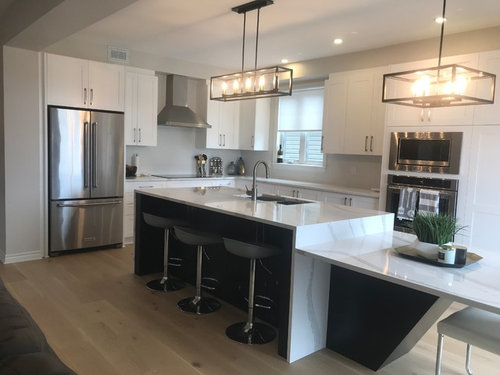 HELP: Matte of Glossy White Subway Tile (Kitchen Backsplash)?
