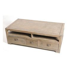 - Les tables basses grises - Table Basse