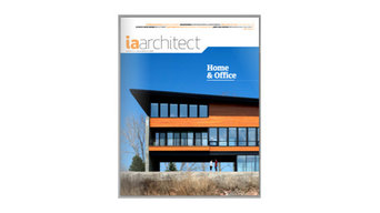 Iowa Architect: Home and Office Issue, Fall 2014