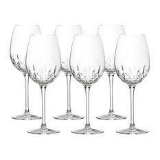 - Waterford - Lismore Essence Goblet Set 6pce - Wine Glasses