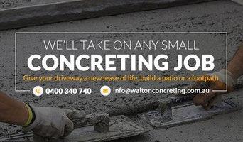 Walton Concreting
