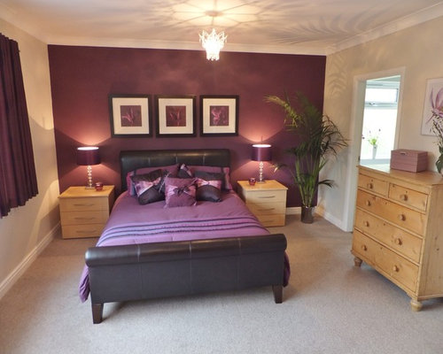 purple inspired bedrooms purple themed rooms ideas pictures remodel and decor 13000