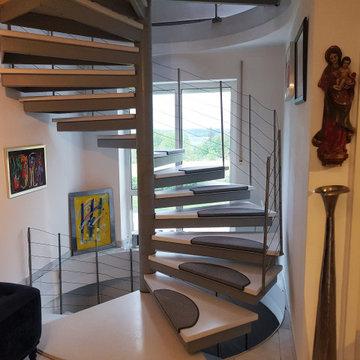 Treppendesign und Treppenbau