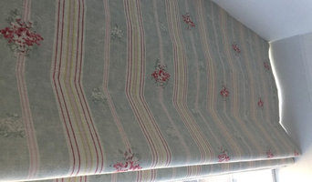 Hindhead roman blinds