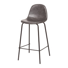 Smart Counter Stool Distressed Gray