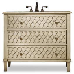 Ideal Traditional Bathroom Vanities And Sink Consoles Mallory Sink Chest