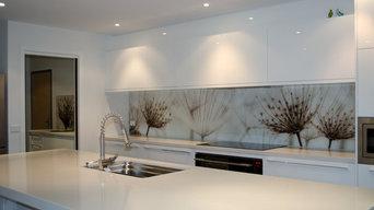 Residential Kitchen Splashback