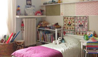 5 photos de chambres d'enfants publiées dans Plumetis magazine