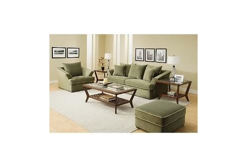 What Color Paint For Olive Green Sofa?