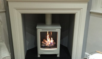Another in look this season the supper stylish Gas stove & stunning bespoke fire