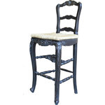 EuroLux Home - Counter Stool French Country Farmhouse - Product Details