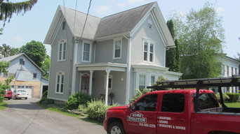 Roofing,Siding, and windows that we have done.