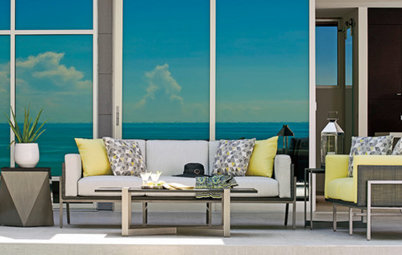 Trade Pricing: Contemporary Outdoor Furniture