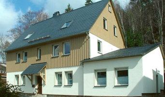 Vordächer und Balkone