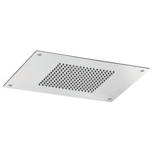 Concept Built-In Showerhead, Basic, 26x42 cm
